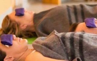 Amara Retreat Yoga and Detox - Resting class