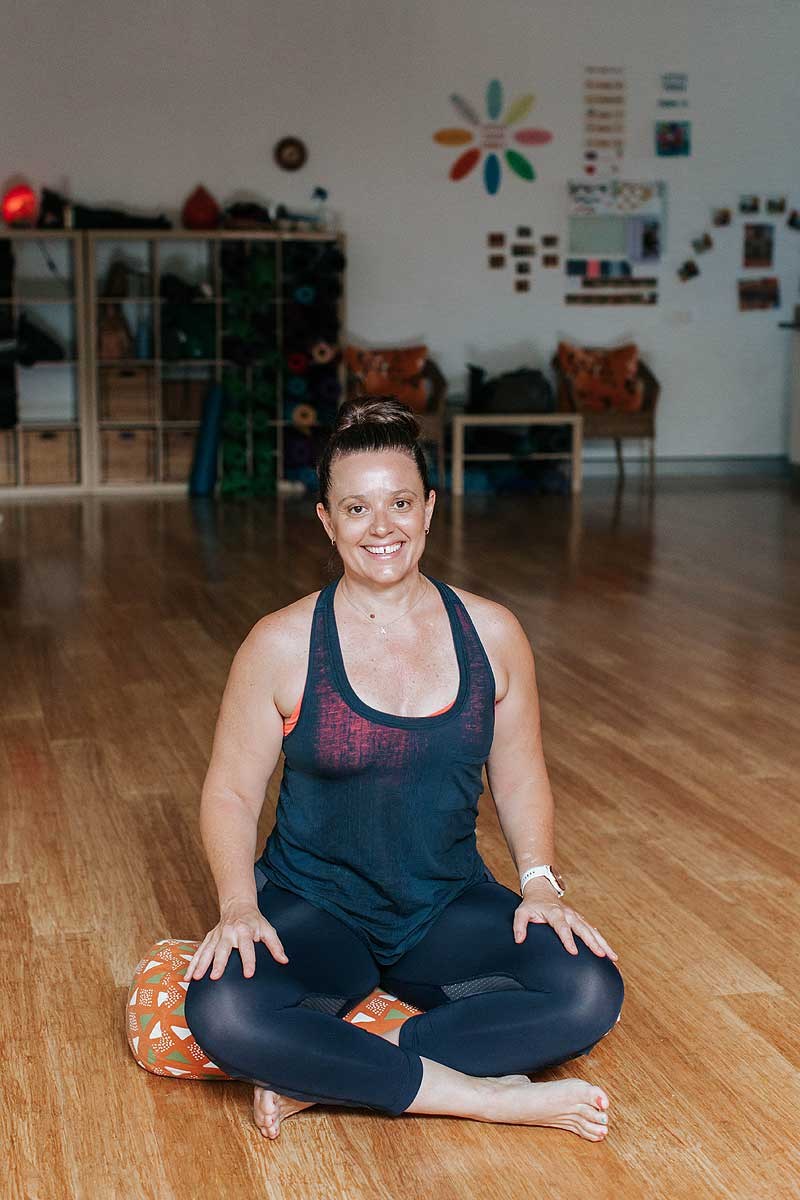Lainie Jenkins, One Family Yoga & Fitness Founder and Teacher