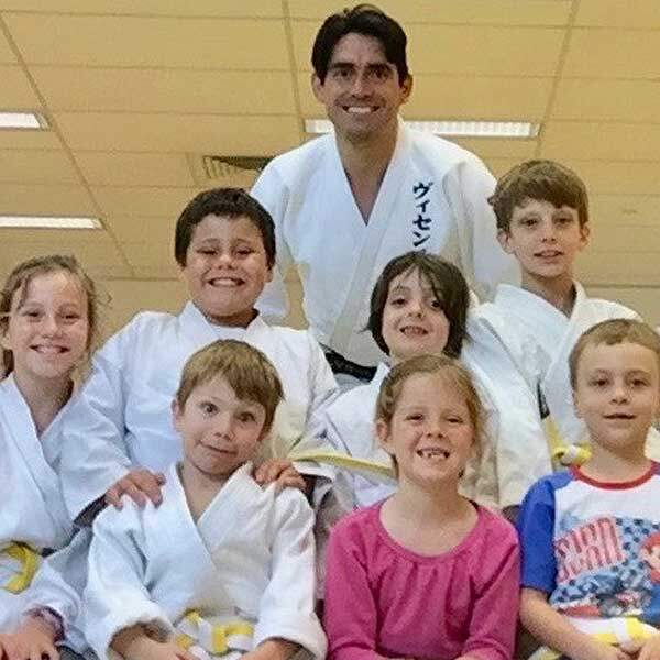 Kids Judo Classes, Holland Park, Brisbane