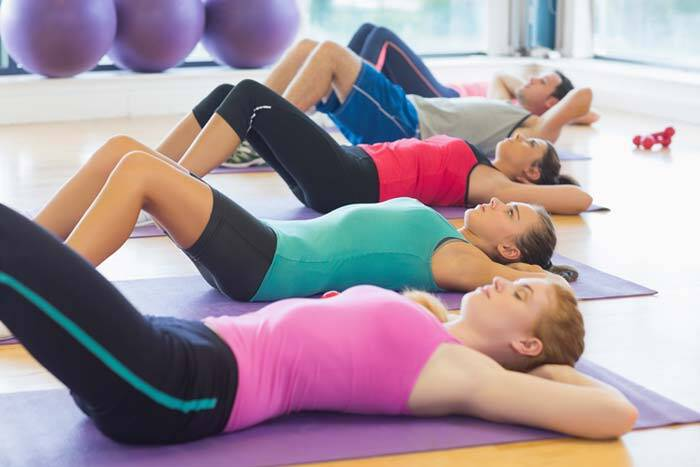 Mat pilates classes in Holland Park