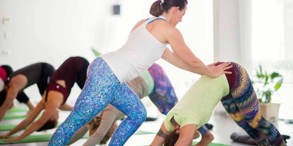 Yoga Adjusting and Modifying Using Props Teacher Training, Brisbane