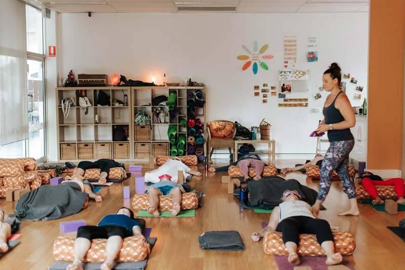 best Brisbane yoga class