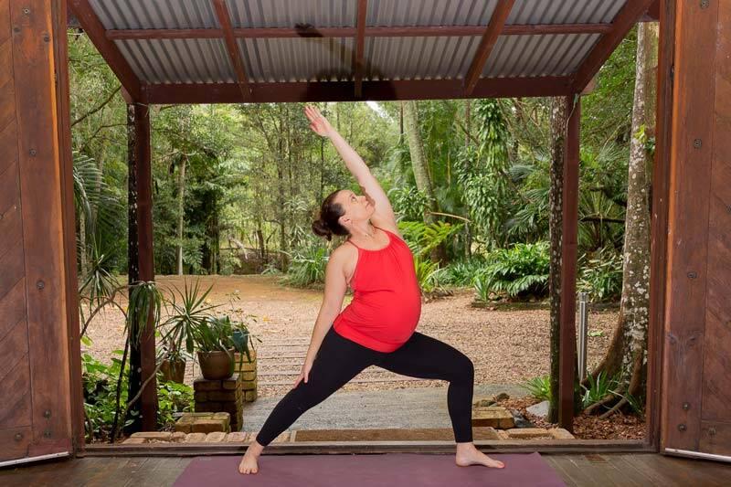 Prenatal yoga Brisbane