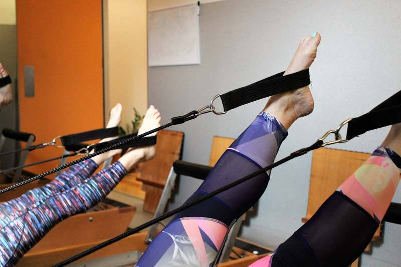 reformer pilates machine women