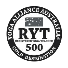Yoga Alliance Australia - Registered Yoga School - 500 - Gold Designation