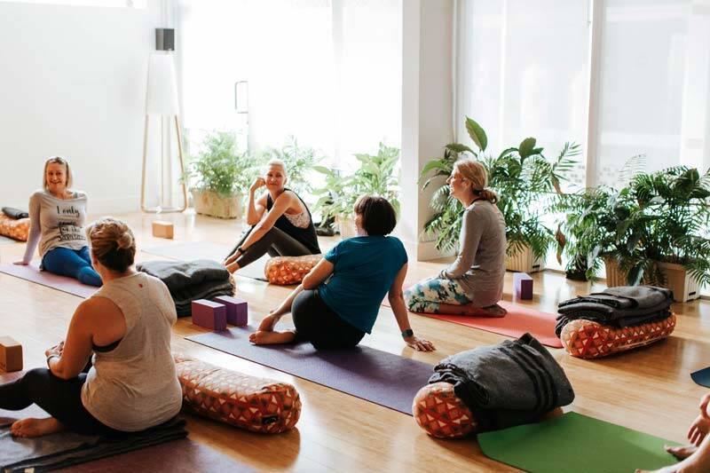 yoga Brisbane