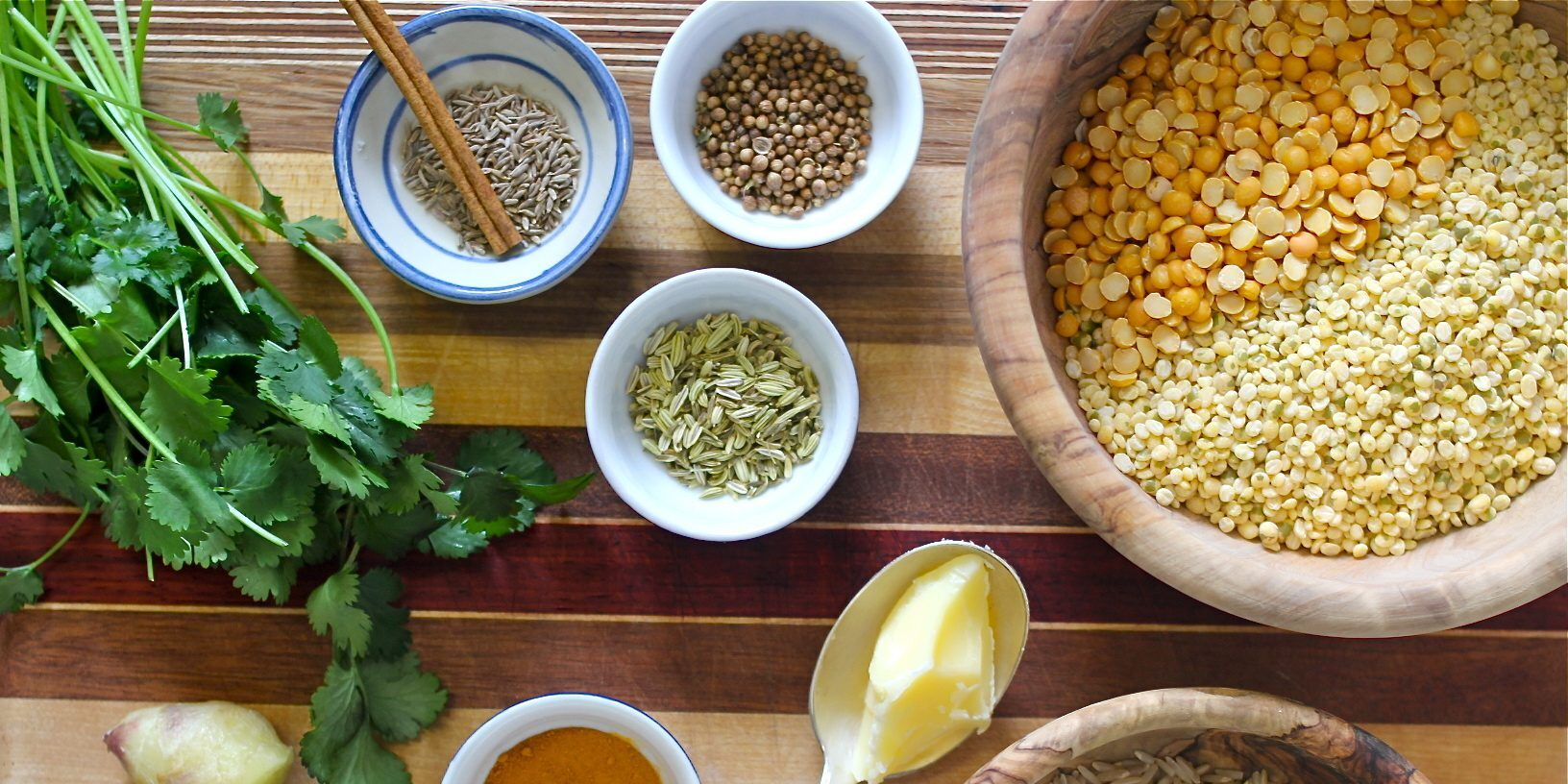 Ayurveda Food and Spices