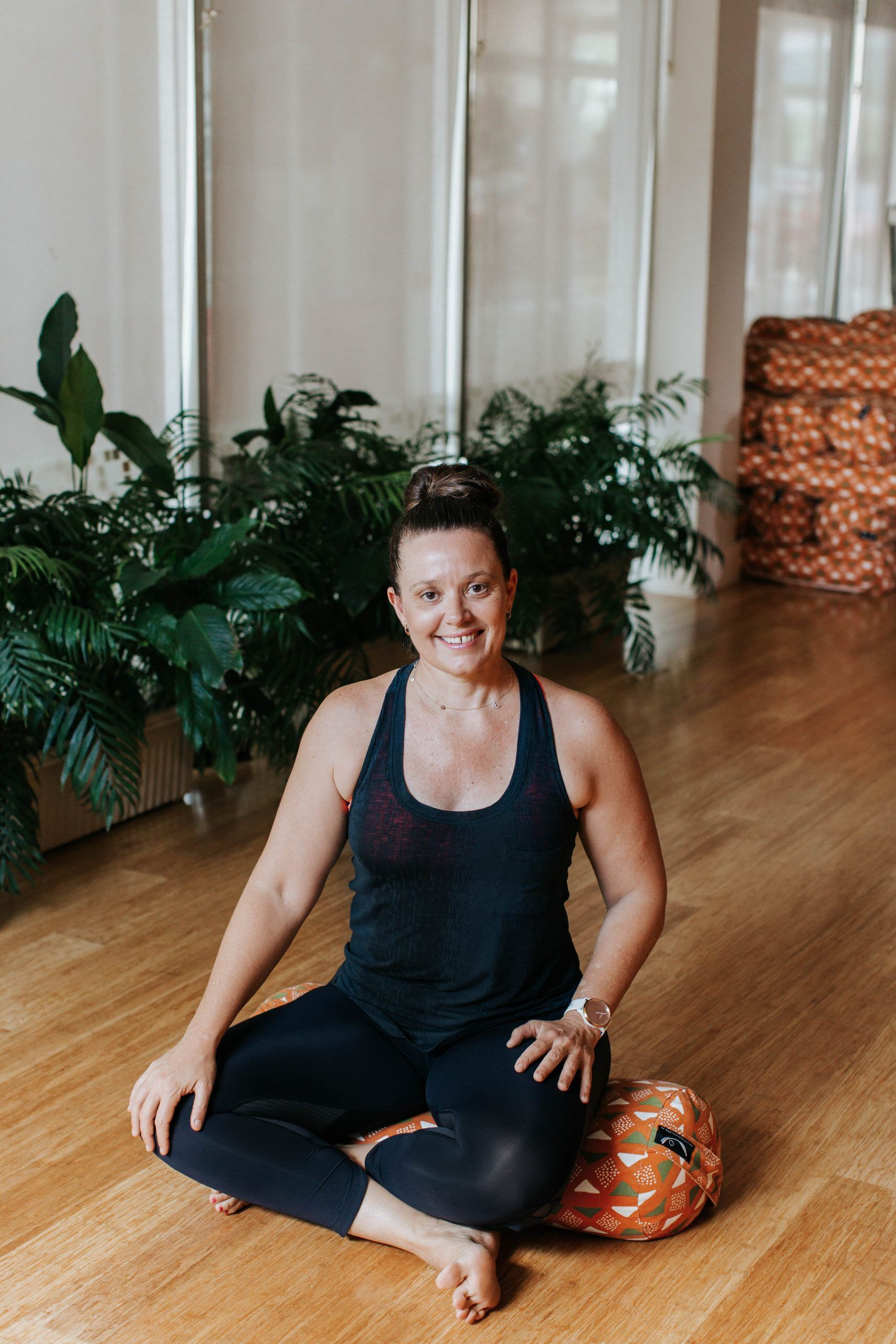 Lainie Jenkins One Family Yoga and Fitness Holland Park