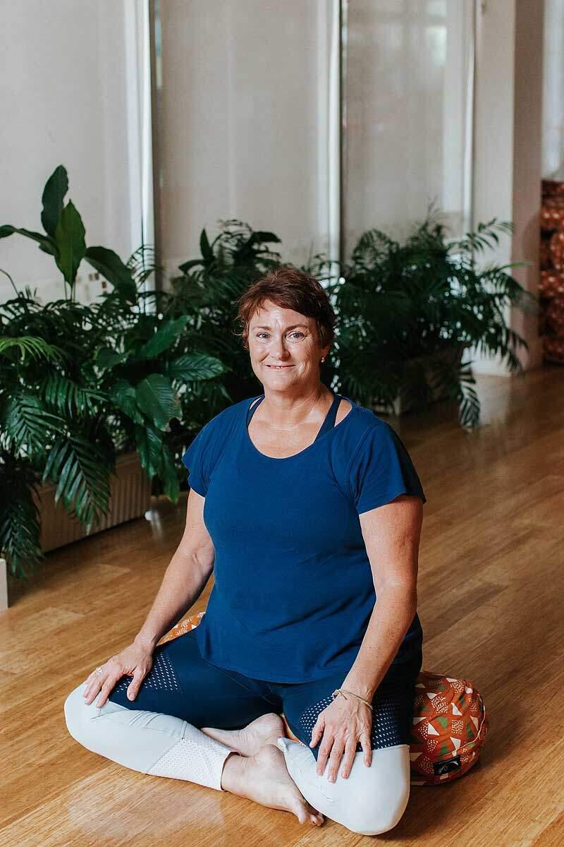 Shannon Pettigrew - Yoga
