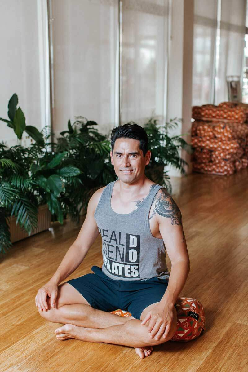 Victor Vicencio - Reformer, Mat Pilates, Bootcamp and Reformer Instructor Trainer
