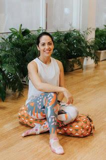 Camila Dada, Reformer Instructor