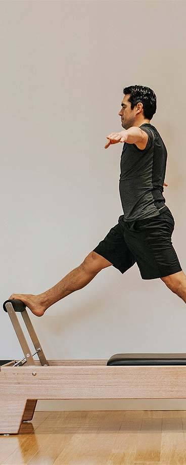 Reformer Pilates Instructor