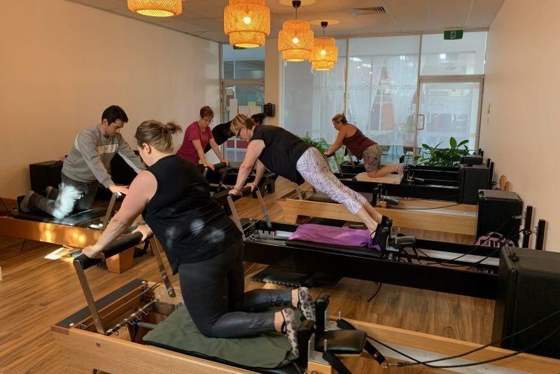 Reformer Pilates Reformer Pilates Brisbane InstructorBrisbane Instructor