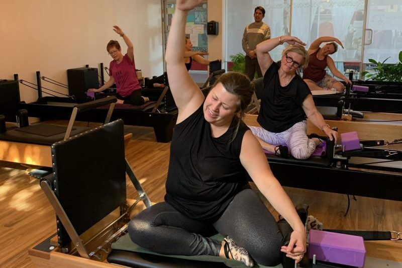 Reformer Pilates Brisbane Class